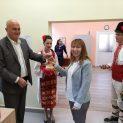 Връчиха ключовете на преустроения Център за обществена подкрепа в Ловеч