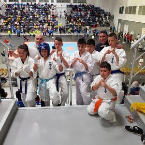Каратистите от Ловеч успяха да завоюват четири медала на Националните първенства в Шумен