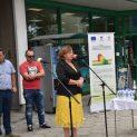 Кметът на Ловеч Корнелия Маринова даде страт на пореден проект за енергийна ефективност на сгради