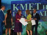 Кметът на Ловеч Корнелия Маринова е сред наградените в надпреварата за кмет на годината