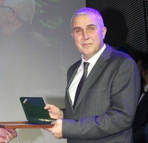 Кметът на Ловеч поздрави проф. д-р Никола Владов за юбилея