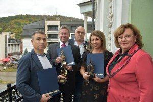"""На специална церемония на 8 октомври в Ловеч са били връчени ежегодните награди """"Инвеститор на годината"""" и """"Бизнесмен на годината"""" за 2019г."""