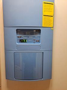 Нискотемпературен фризер предназначен за съхранение на ваксина срещу Covid-19 вече работи в РЗИ Ловеч