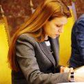 Областният управител Ваня Събчева отчете работата на администрацията си за 2019 година