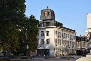 Служителите от администрацията на Община Ловеч отбелязаха Деня на българската община -12 октомври