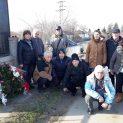 Фото факт: БСП-Ловеч почете паметта на антифашистите, загинали през зимата на 1944 година край с. Александрово