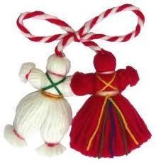 Честит Баба Марта! Идва пролетта, белоснежните кокичета, ароматните минзухари, зелената трева