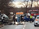 Четири катастрофи край Ловеч с двама загинали и петима ранени