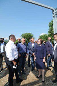 Бойко Борисов беше на работно посещение в Троян