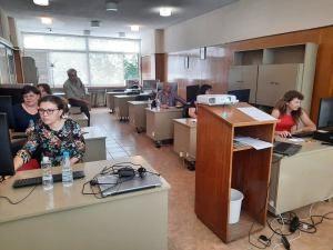 Експертите от Областна администрация Ловеч участваха в обучение за онлайн провеждане на търгове