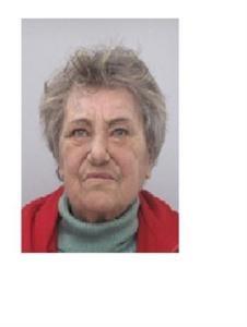 МВР издирва изчезнала възрастна жена.
