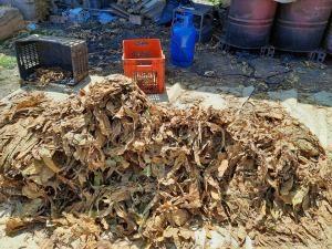 Над 300 кг. тютюн, дизелово гориво в туби и етилов алкохол са установени при две акции на полицията и Митница-Свищов