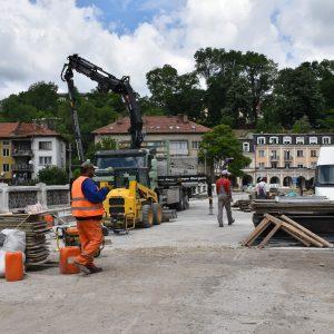 Напредват строително-ремонтните дейности по важни обекти в Ловеч