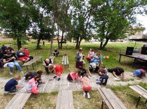 """Народно читалище """"Пробуда 1926 г."""" село Йоглав организира за децата весел празник в навечерието на 1 юни – Международният ден на детето"""