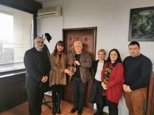 ОУ,,Христо Никифоров'' е победител в Националния конкурс ,,Глобално училище в действие''