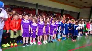 """Спортната програма по случай празника на град Ловеч започва със спартакиадата """"Пламъчета сини"""""""
