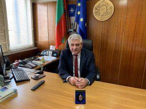 Старши комисар Маринов с награда от ръководството на МВР за високи професионали успехи