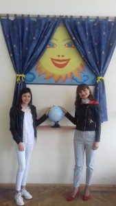 Христина Шишийска от 6-б клас на ОУ,,Христо Никифоров''е победител в Националния конкурс ,,На мира в света'