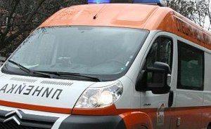 Шестима пострадали при пет пътни инцидента в област Ловеч. Има пострадали и деца